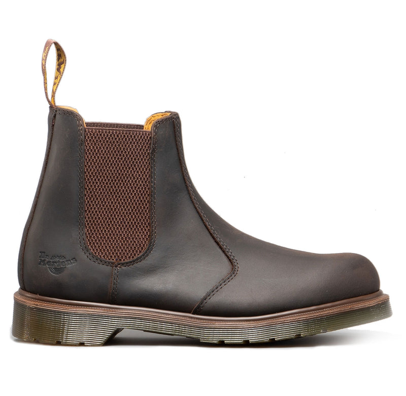 Dr Martens Dealer Boot Gaucho Leather