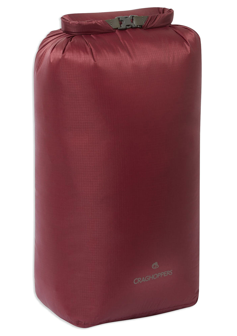 Brick Red Craghoppers Rain Defence Dry Bag