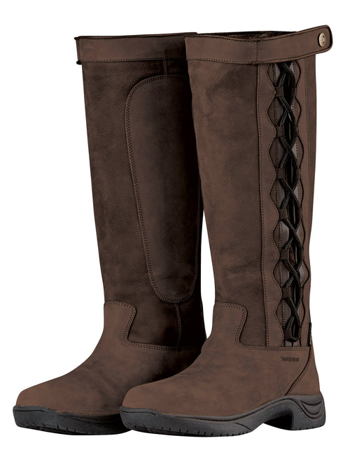 Dublin Pinnacle Boots II Chocolate Brown