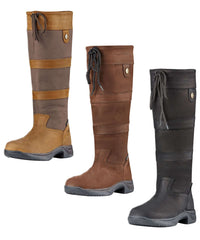 Dublin River Boots III | Dark Brown, Chocolate, Black
