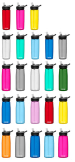 Camelbak Eddy Drinking Bottle in 1 litre, .75 lt and .65 lt | All Colours