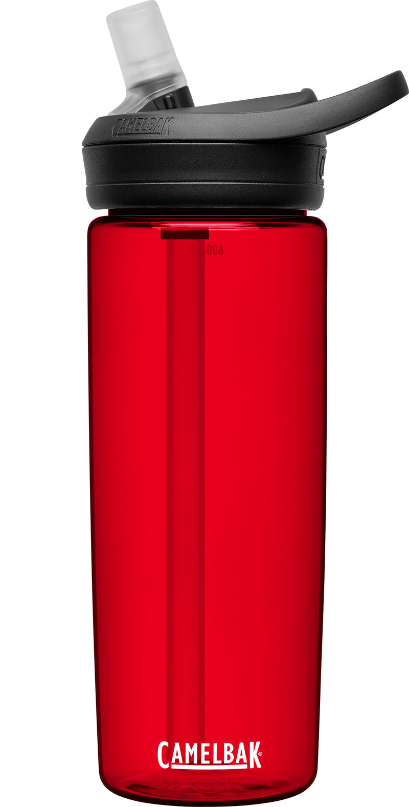 Cardinal Red .6 Litres CamelBak Eddy+ Water Bottle