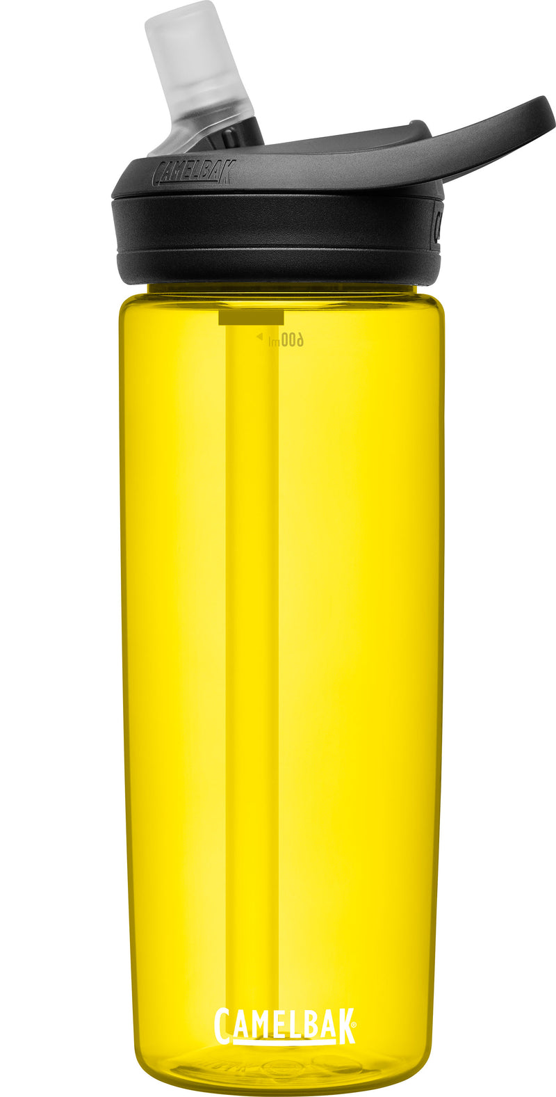 Yellow .6 Litres CamelBak Eddy+ Water Bottle