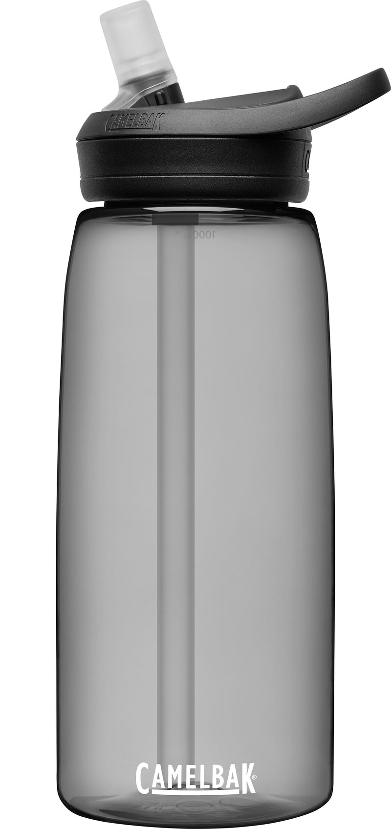Charcoal 1 litre CamelBak Eddy+ Water Bottle
