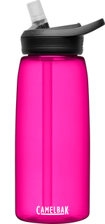 Magenta 1litre CamelBak Eddy+ Water Bottle