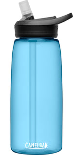 True Blue 1 litre CamelBak Eddy+ Water Bottle