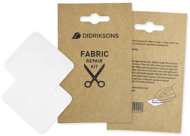 Didriksons Fabric Repair Kit - Hollands Country Clothing
