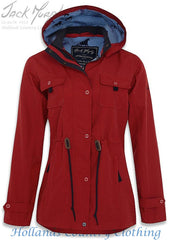 Jack Murphy Farrah Waterproof Coat