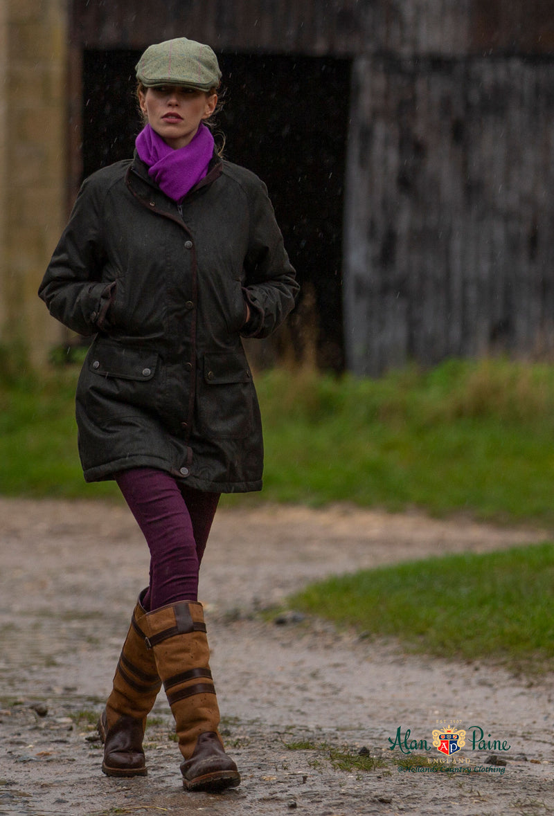 Fernley Ladies Waterproof Coat by Alan Paine
