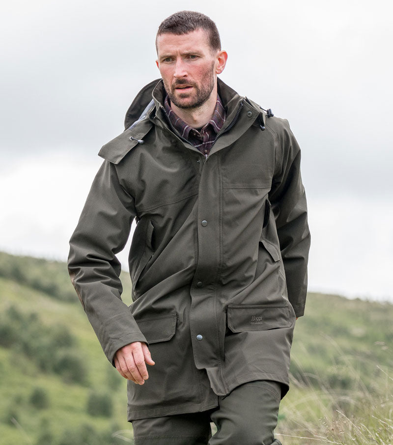 Rainking jacket from Hoggs