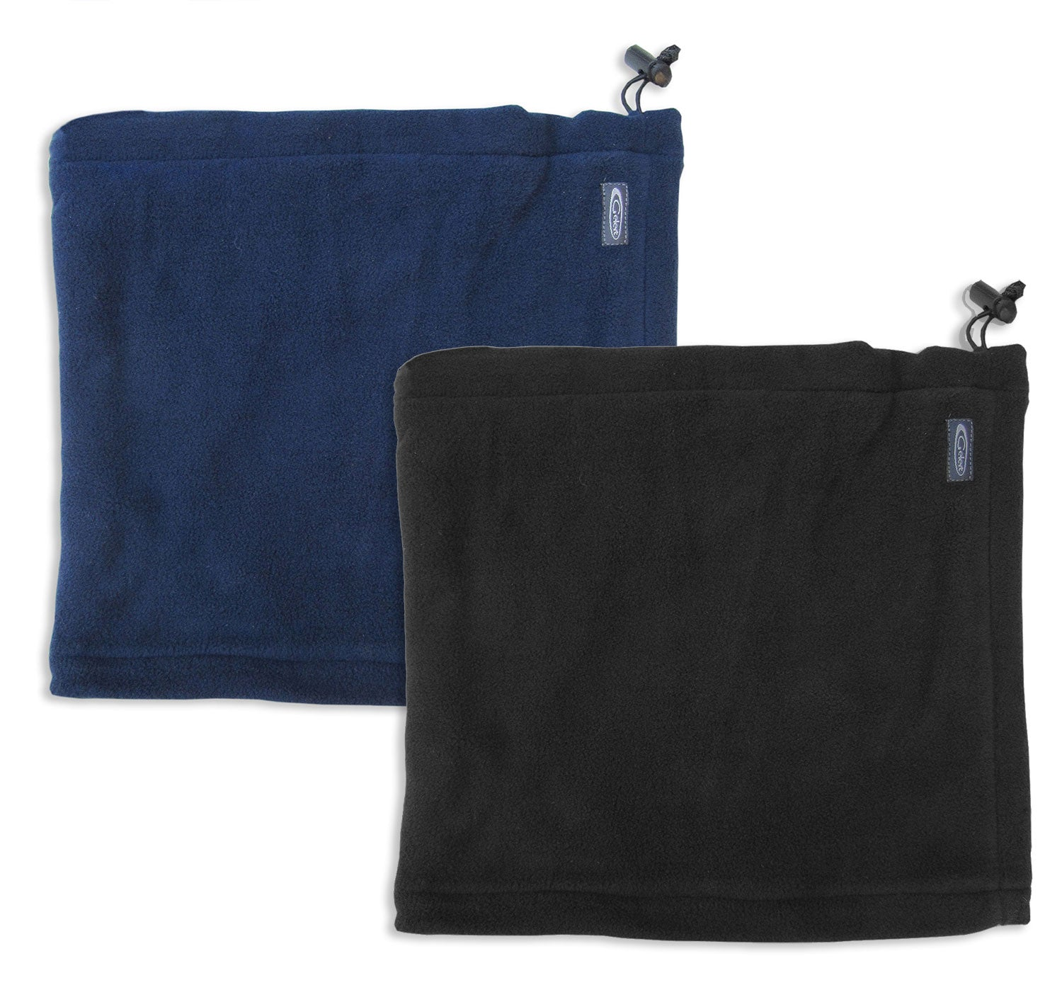 Gelert Fleece Neck Warmer | Black, NAvy