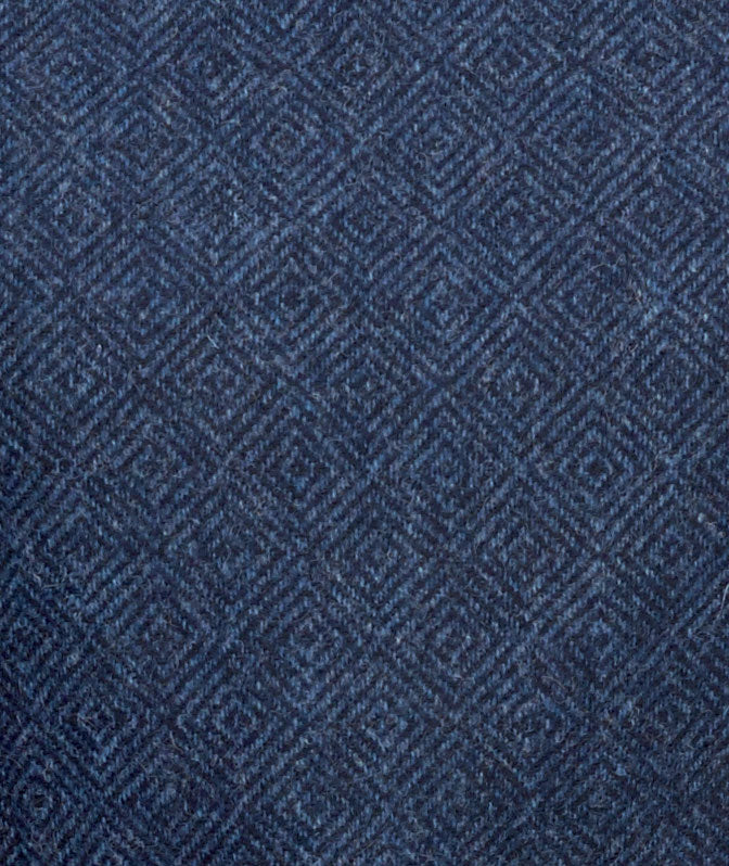 navy super diamond tweed for jack murphy