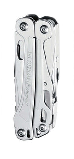 Folded Stainless Steel Wingman 14-in-1 Multi-Tool by Leatherman
