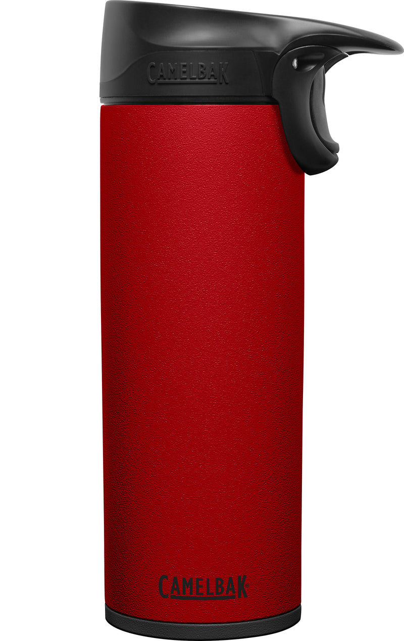 Cardinal Red Stainless Steel Vacuum Insulated CamelBak Bottle