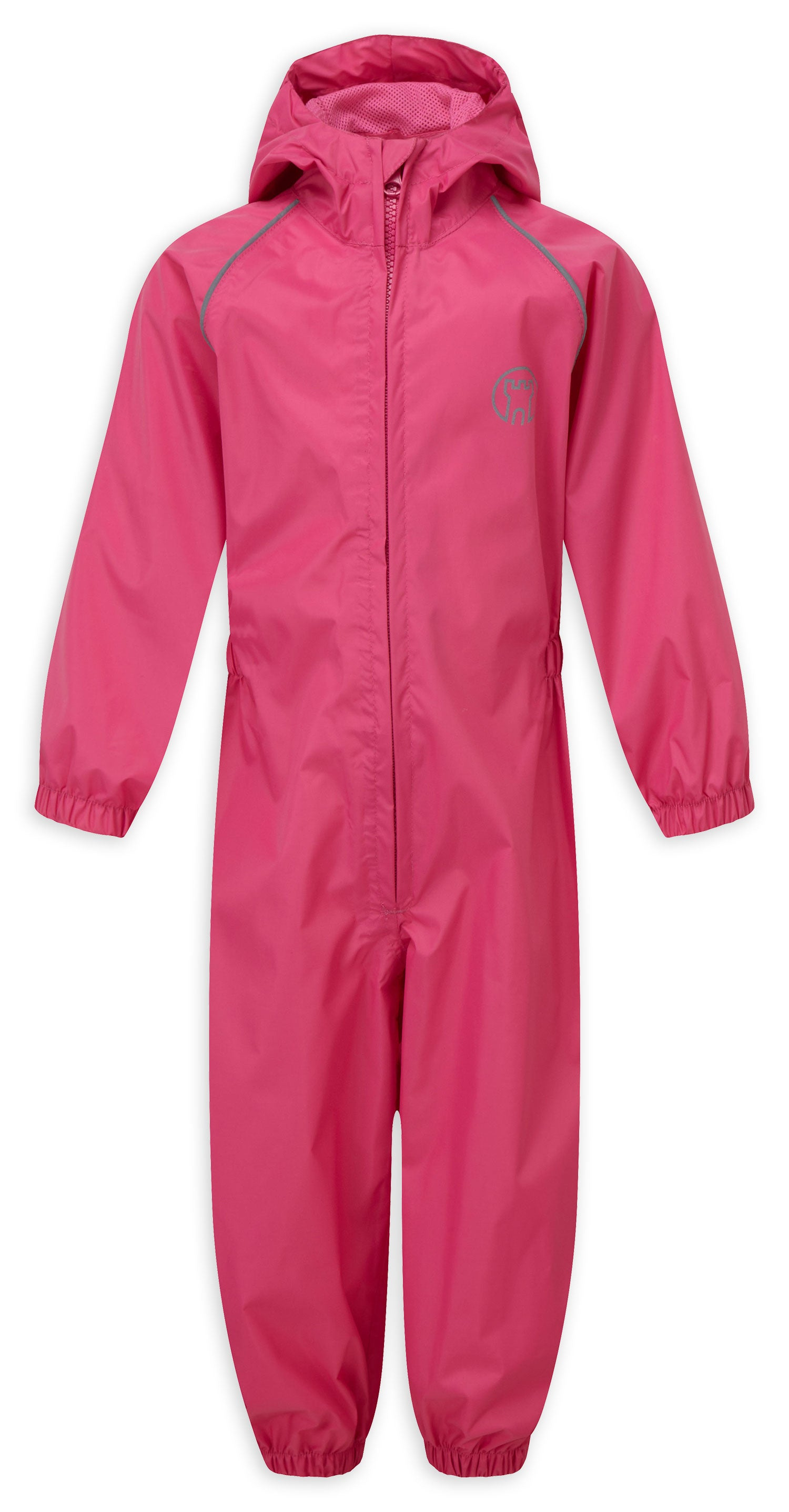 Pink Girl's Waterproof Rain Suit Splashaway