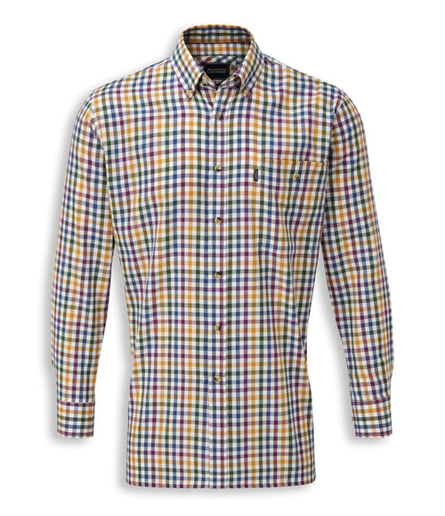 Castle Fort Thorpeness Shirt Multi colour check
