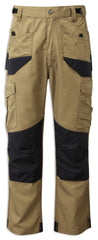 Sand Castle Tuffstuff Elite Work Rip stop Trousers