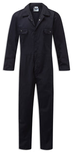 Castle Workforce Economy Boilersuit | Navy