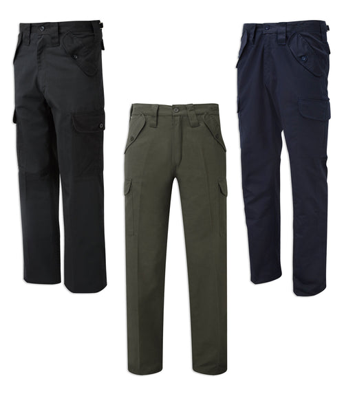 Castle Fort Combat Trousers | Olive, Black , Navy
