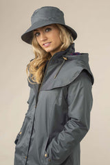 urban grey Lighthouse Rainwear - Ladies Storm Hat