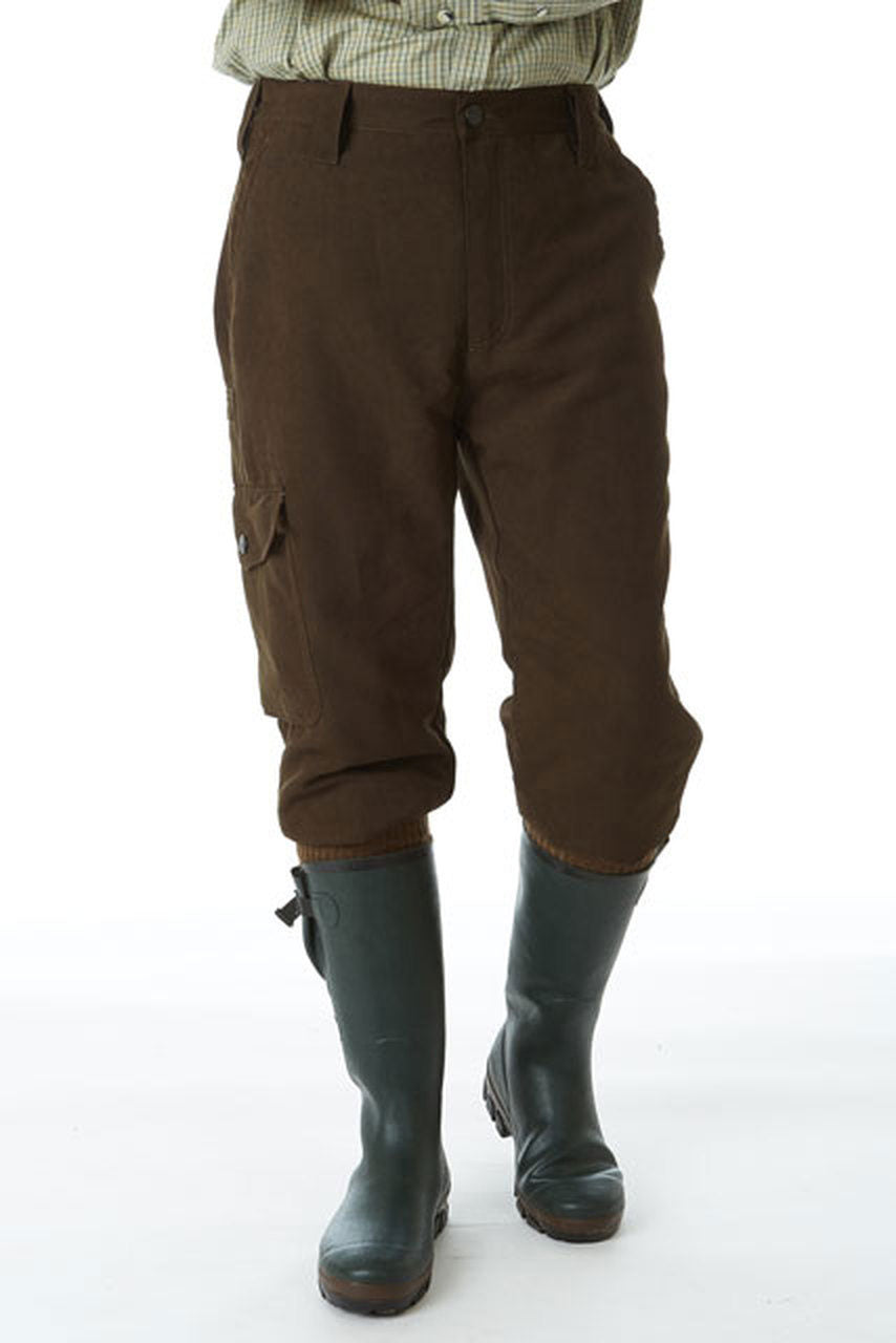 Sherwood Forest Gadwall Trousers Green