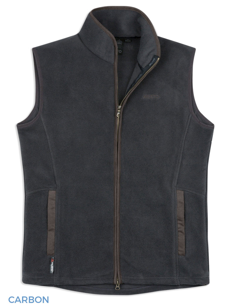 Musto Glemsford Polartec Fleece Gilet - Hollands Country Clothing