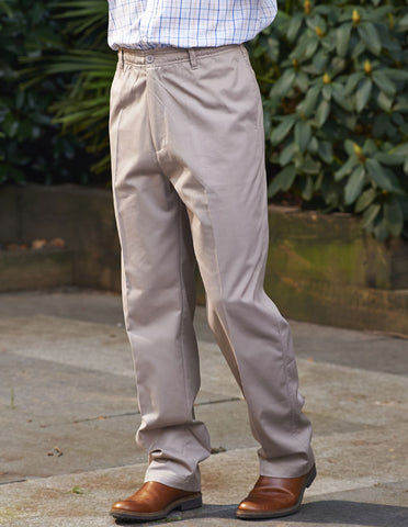 Champion Grafton Elasticated Waistband Trouser	in stone
