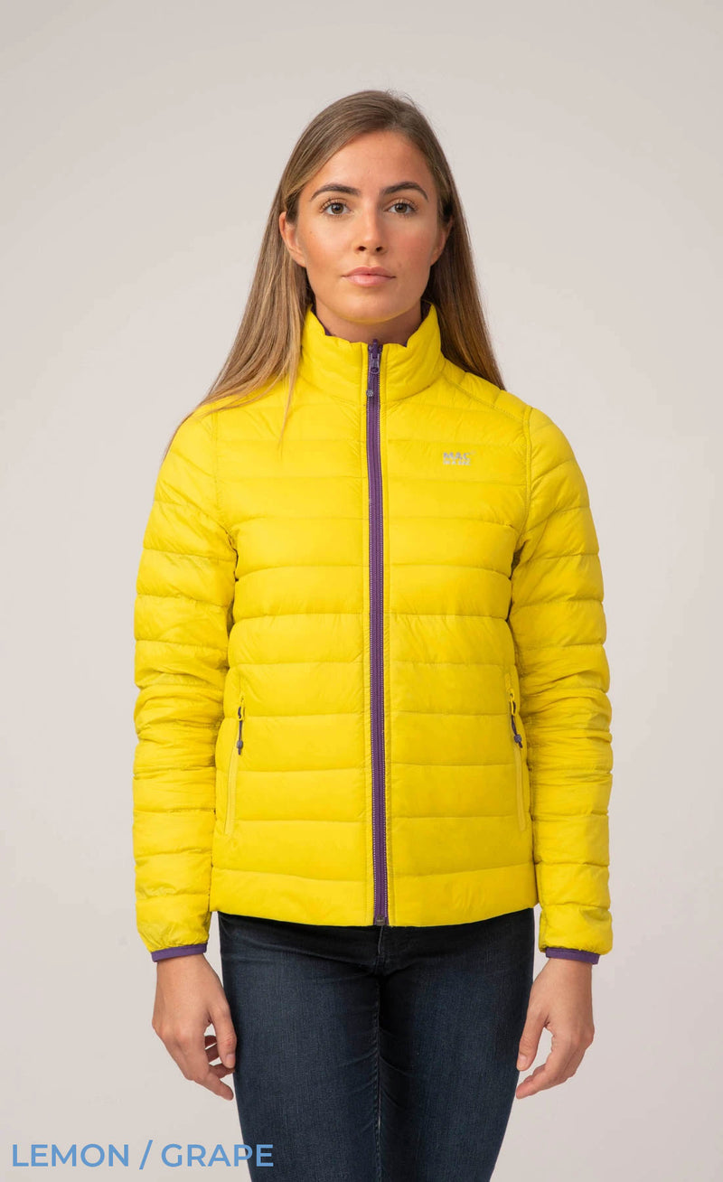 Lemon Mac In A Sac Women's Packable Polar Down Jacket