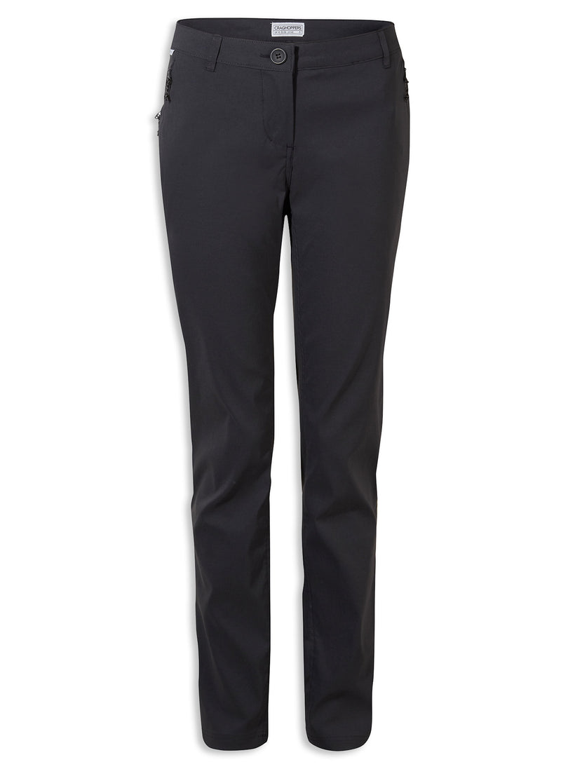 Graphite Grey Craghoppers Kiwi Pro II Ladies Trousers