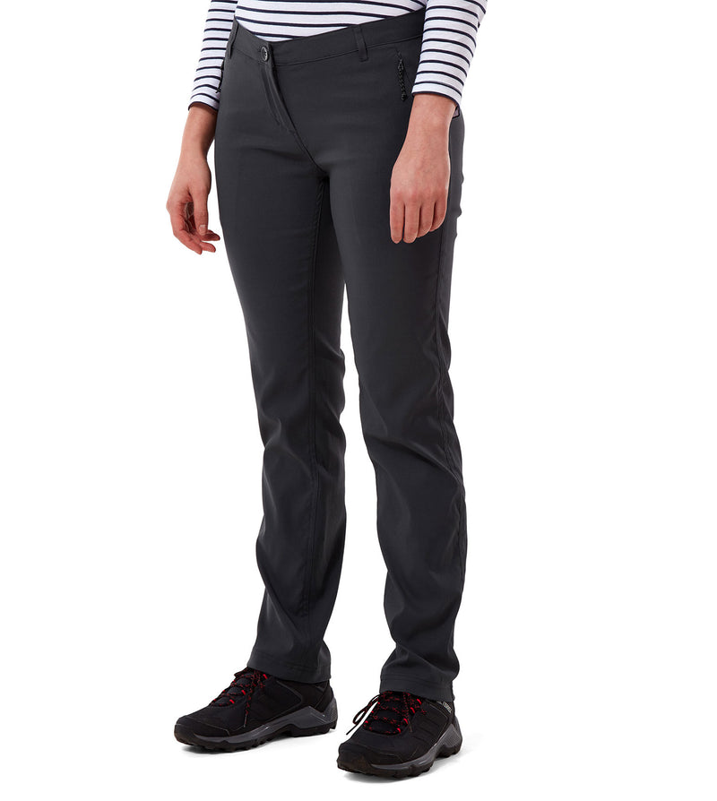 Dark Navy Craghoppers Kiwi Pro II Ladies Trousers