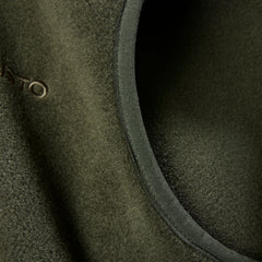 Moss Green musto armhole trim