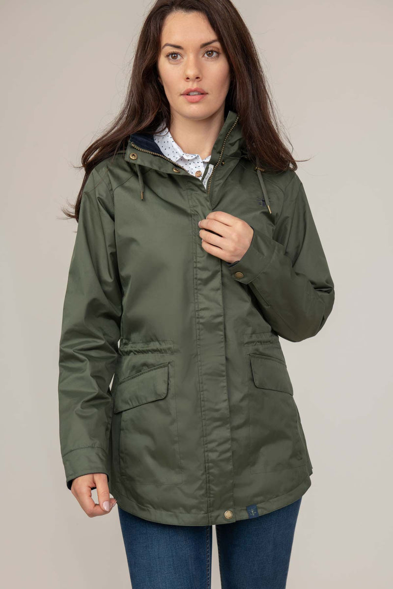Ladies Forest Waterproof coat