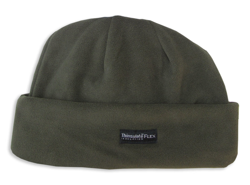 Dark Olive Gelert Man's Thinsulate Micro Fleece Hat