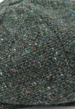 Colour; Green Salt and Pepper tweed swatch
