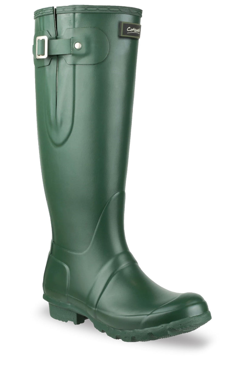 Green Cotswold Windsor Regular Fitting Premium Quality Unisex Wellingtons