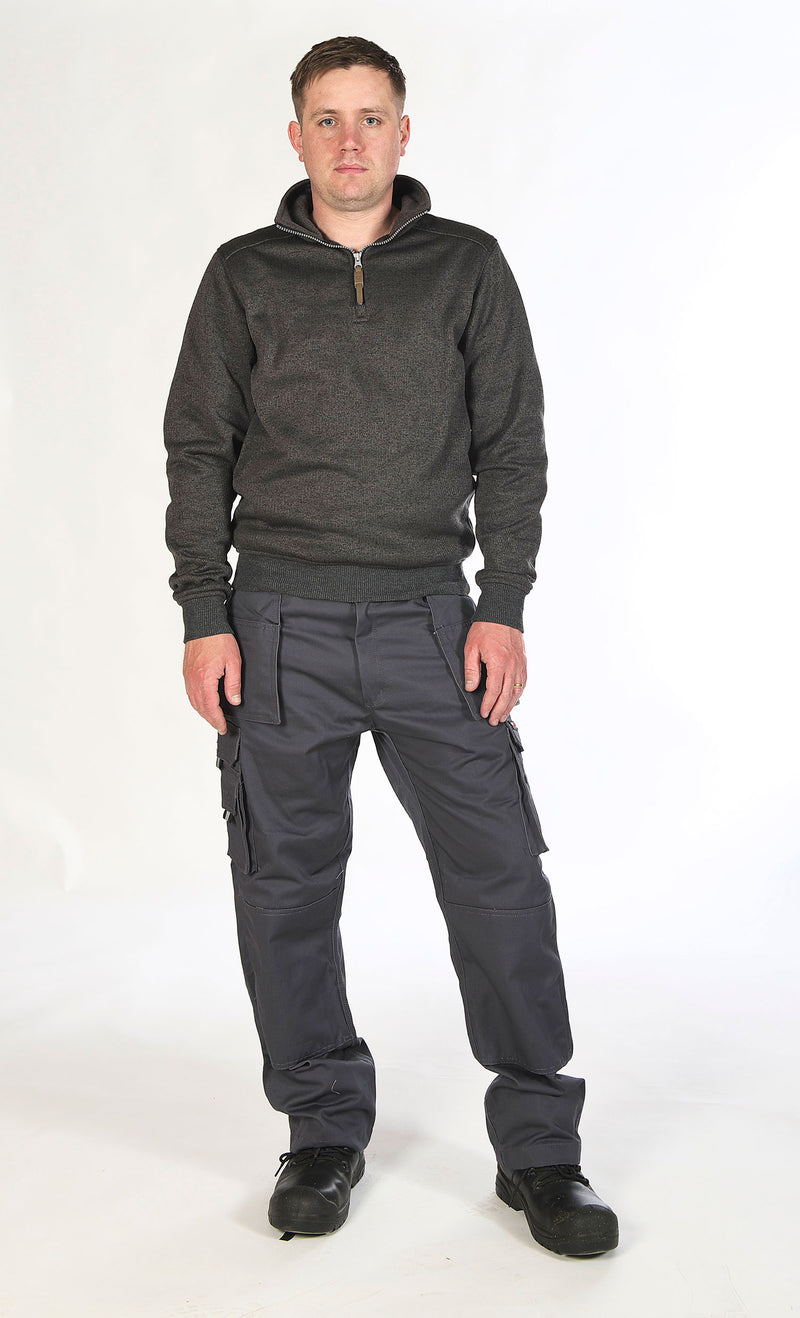 Showing Pockets Pro Tuffstuff Multi-pocket Work Trousers