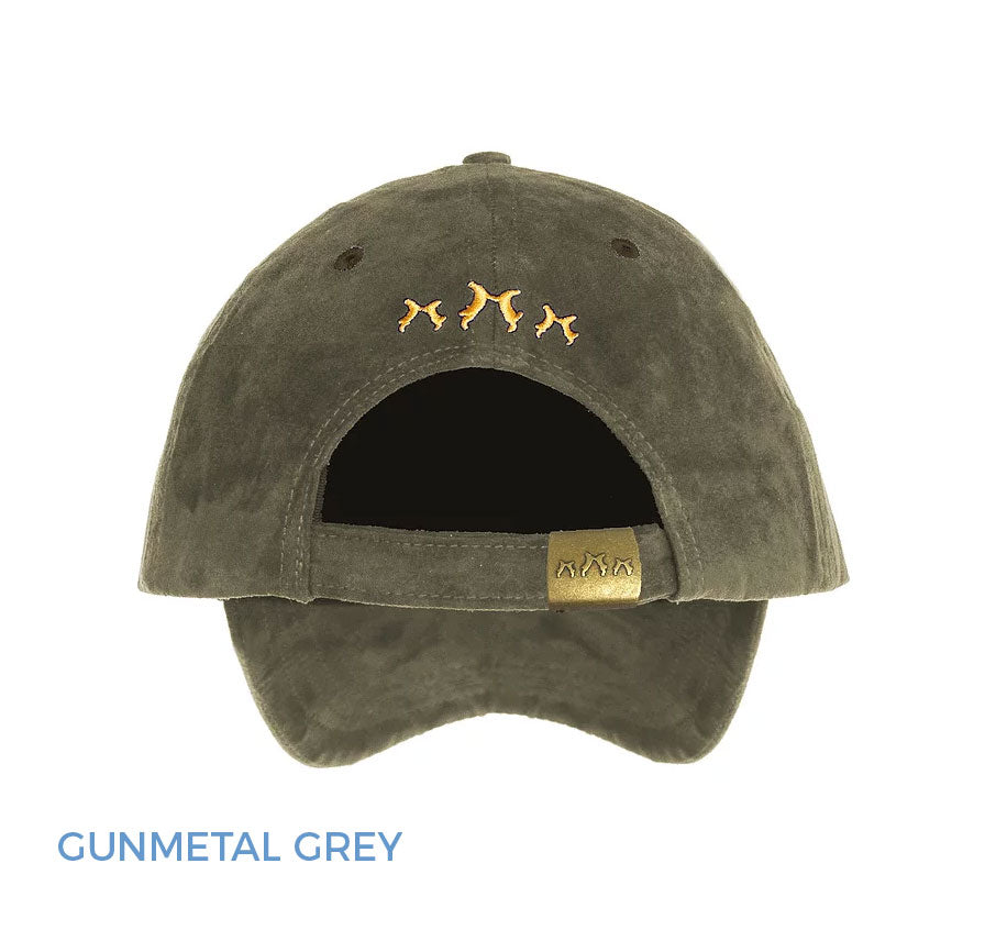 Metal Grey Sporting Hares Collection Hat
