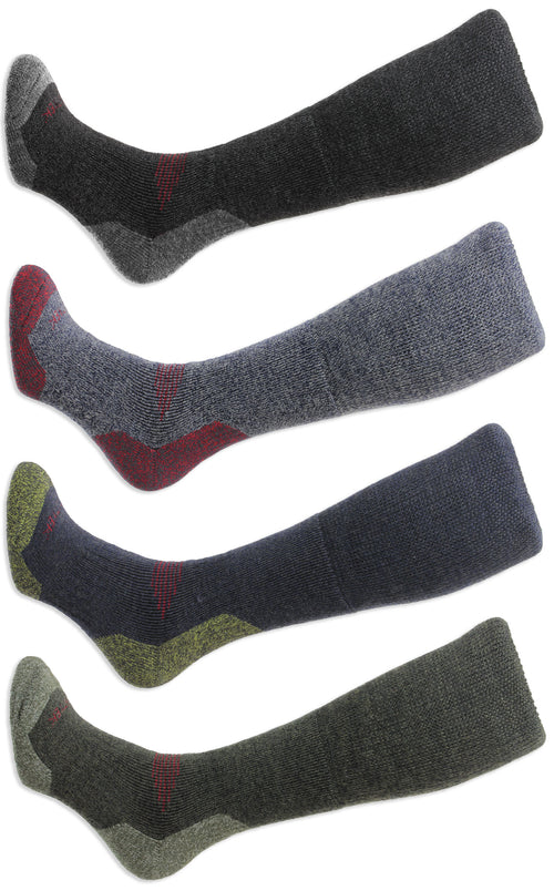 HJ Hall ProTrek Mountain Comfort Top Sock
