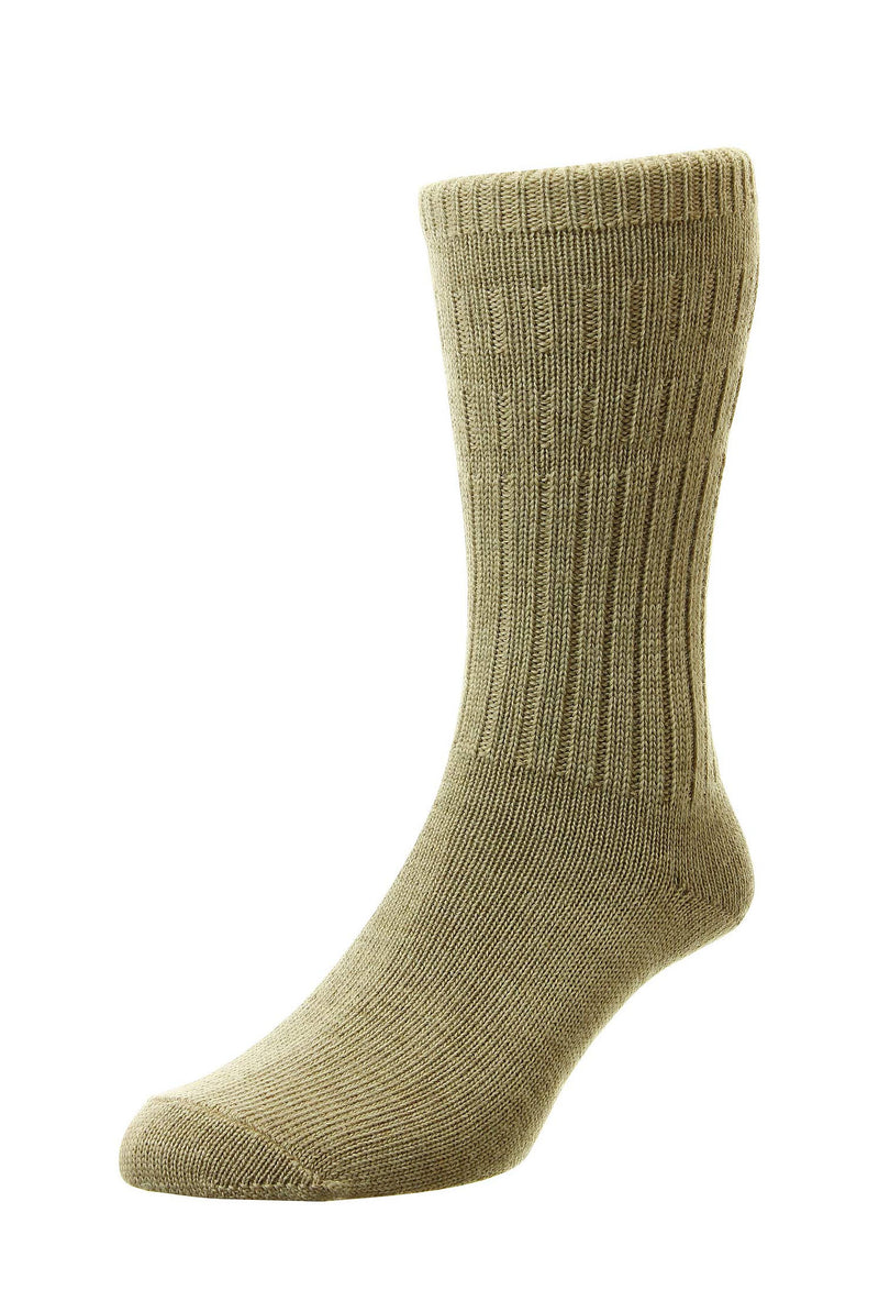 HJ Hall Thermal SoftTop Socks | Wool Rich