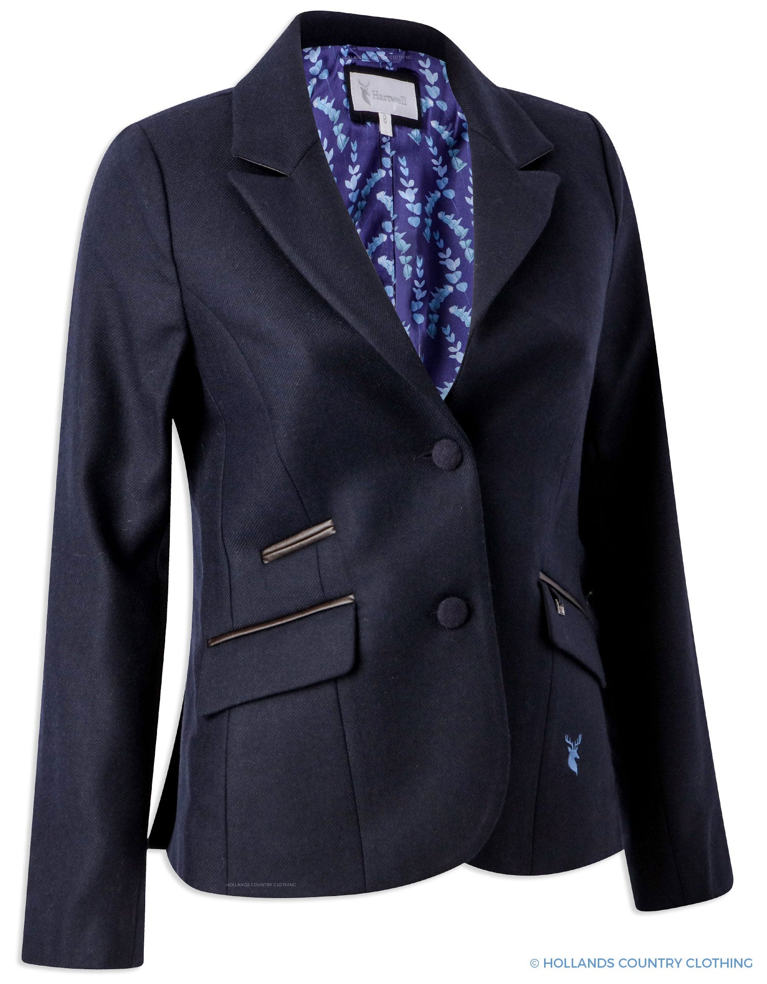 Hartwell Paris Country Jacket | Navy