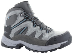 Hi-Tec Bandera Lite Waterproof Hiking Boots Charcoal Grey