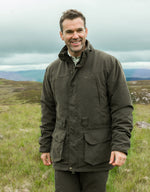 Man's Hoggs of Fife Glenmore Lightweight Shooting Jacket