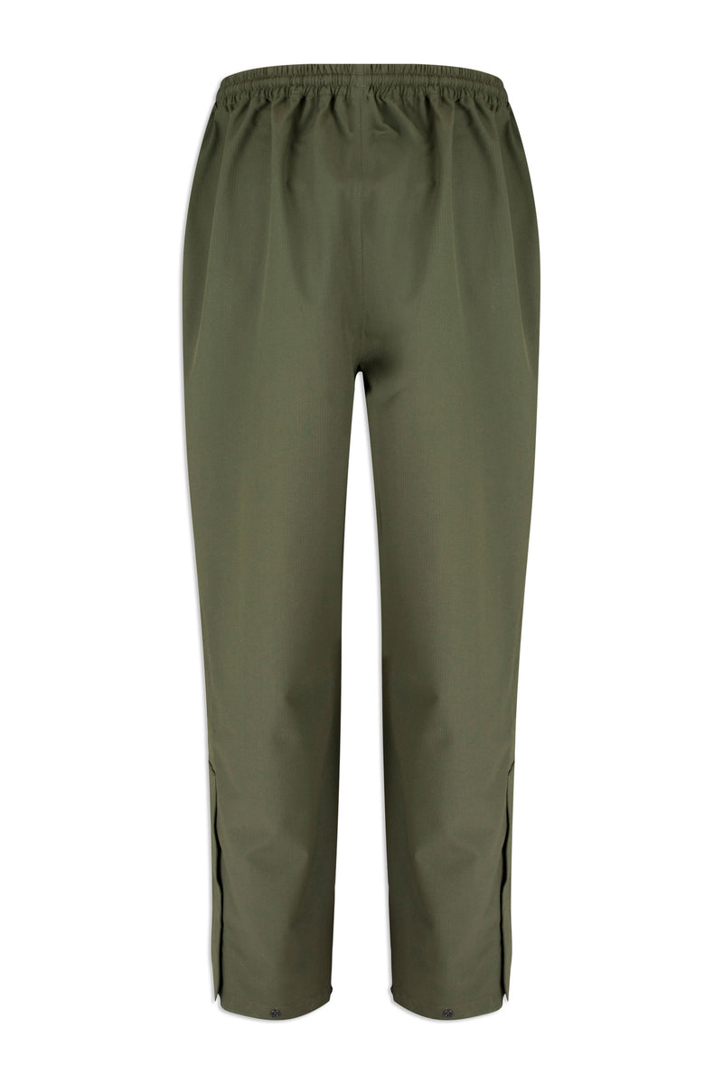 Hoggs of Fife Green King Waterproof Trousers - Hollands Country Clothing