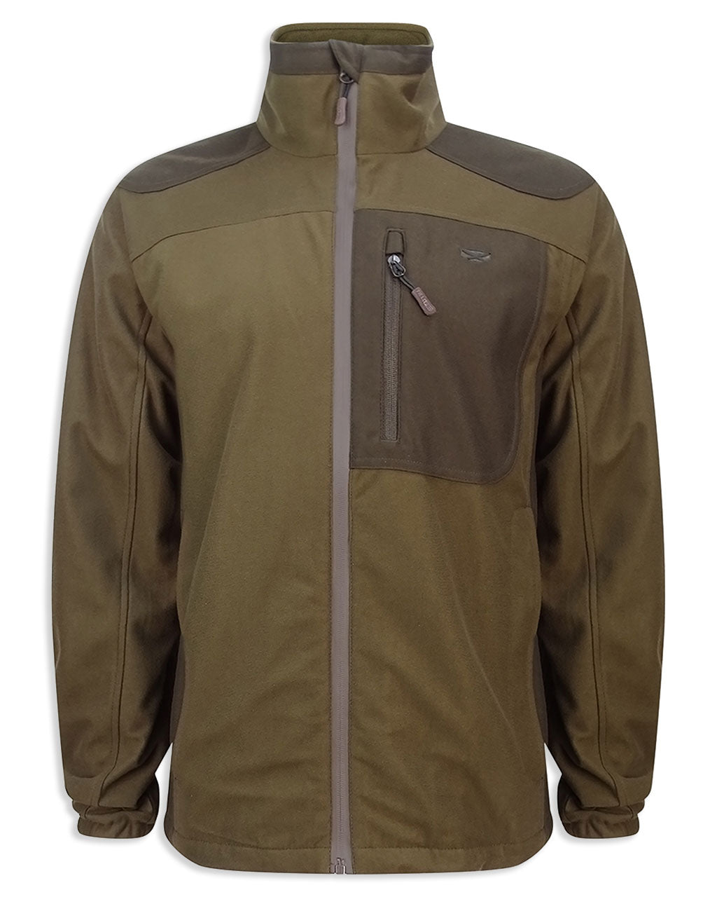 Front view Hoggs Kinross Waterproof Field Jacket