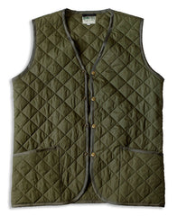 Hoggs Lightweight Quilted Waistcoat