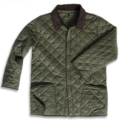 Diamond Quilted Jacket by Hoggs of Fife