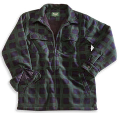 Hoggs of Fife Sutherland Tartan Fleece Jacket