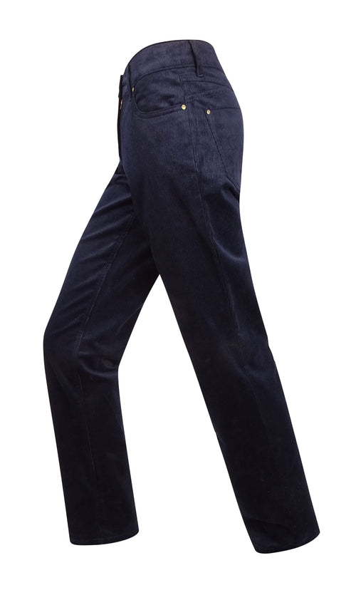 Hoggs of Fife Ladies Stretch Cord Jeans