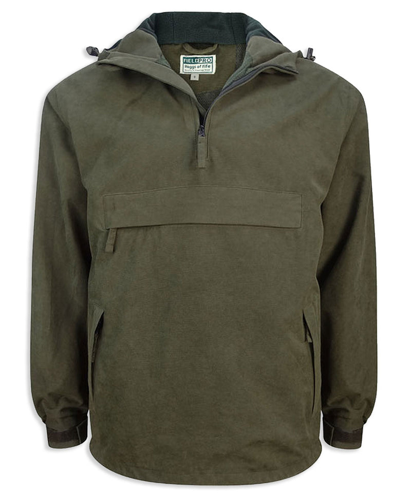 Hoggs of Fife Struther Overhead Jacket hooded