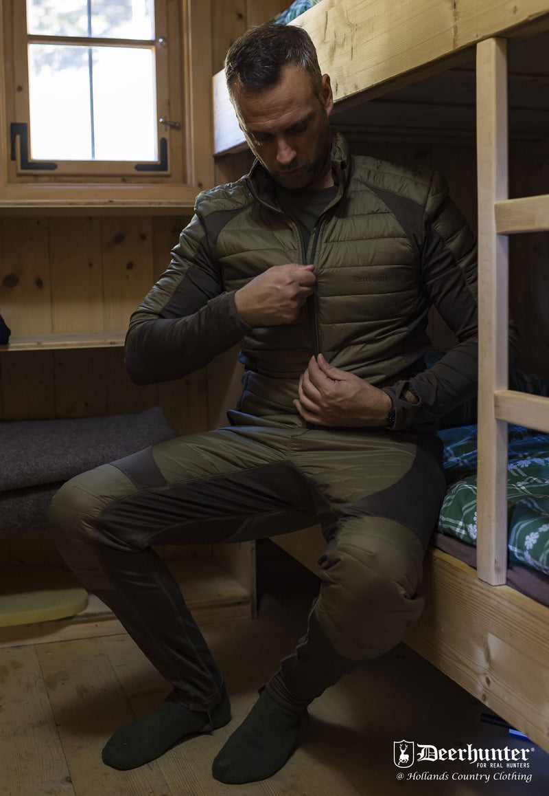 Deerhunter Oslo Quilted Under Jacket